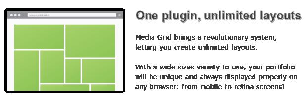 Media Grid - WordPress Responsive Portfolio 8