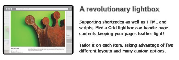 Media Grid - WordPress Responsive Portfolio 9