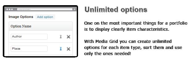 Media Grid - WordPress Responsive Portfolio 12