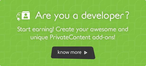 PrivateContent - Multilevel Content Plugin - 14