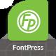 FontPress